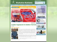 BioActive NUTRIENTS
