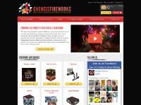 Firework Displays, Rockets, Mines, Firework Selection Boxes