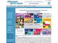 Birthday Gifts & Personalised Birthday Gifts Online UK
