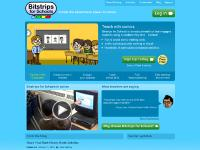 bitstripsforschools.com educational software, learning tool, teaching reading with comics