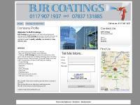 Paint spraying and damage repair, Bristol UK | BJR Coatings