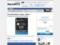 BlackBerry Freeware - Free Apps for your BlackBerry