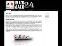 liten blackjack24.se skärmbild