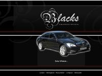 Blacks Chauffeur Services