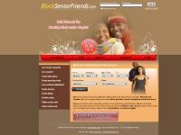 blackseniorfriends.com black senior friends, black seniors, older black women