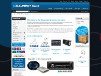 Audio, Handsfree, Blaupunkt Speakers, GT-Power Speakers