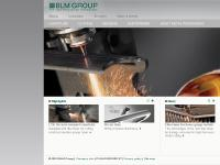 blmgroup.com Group, Global presence, Innovation