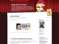 Blog da Tia Dani