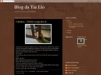 Blog da Tia Elo