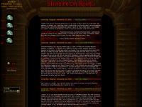 Bloodmoon Rising Website