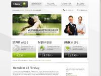 WEBBSHOPDesignad webbshop, TILLVALKOMPLETTERA HEMSIDAN, TJÄNSTERFÖR EN LEVANDE HEMSIDA, WebmasterVi sköter företagshemsidan