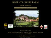 blountscourtfarm.co.uk B&B, Farmhouse, Bed and Breakfast