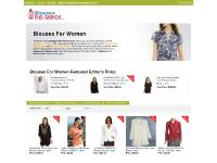 blouses-for-women.com Womens Plus Size Blouses, Womens Silk Blouses, Womens Cotton Blouses