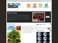 Blu Blog Design Portfólio
