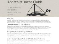 blueanarchy - Blue Anarchy Sea Collective