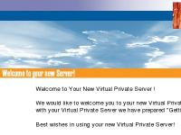 bluechipworld - New Virtual Private Server
