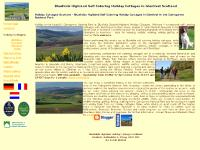 Holiday Cottages Scotland - Bluefolds Highland Self Catering Holiday Cottages in