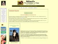 Bernese Mountain Dog Pedigree and inbreeding software and certifications database for professional BMD breeders
