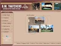 bmthatchers.co.za Products, Showrooms, Contracts