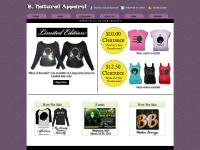 B. Natural Apparel- Express Your Natural Beauty!