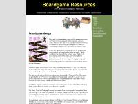 Boardgame Resources