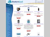 Boatersland Marine Sales of Marine Electronics and Boating Supplies at Factory-Direct Prices!