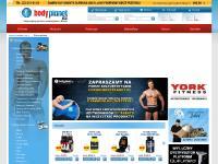 Sklep Kulturystyczny - odżywki i suplementy, sprzęt fitness, produkty wellness