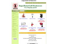 Bogey Buster Golf - Fine Golf Head Covers