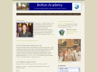 Bolton Academy - Home