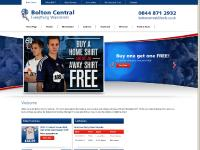 boltoncentral.co.uk Bolton Central, Official BWFC, Bolton Business