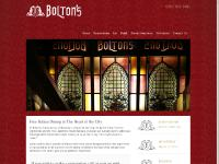 boltonsrestaurant.co.uk