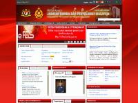 Portal Rasmi Jabatan Bomba dan Penyelamat Malaysia
