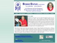 Welcome to On-Site Chair Massage by Bonnie Dupuis in Windsor and Essex County, Ontario