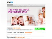 bontia.se Create Photobook, Getting Started, Samples