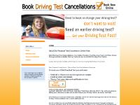 bookdrivingtestcancellations.co.uk book driving test, book driving test cancellations, driving test