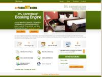 Remotely hosted hotel booking engine & Online booking system | Book My Rooms