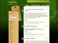 Bookscore.co.uk – Modern English Fiction reviewed « BookScore Book Reviews