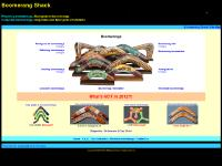 Boomerang Shack | Aboriginal and Sports Boomerangs from Australia