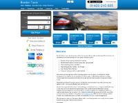 Taxi Bordon - Bordon Taxis - Local Premier Cab Company - Powered by Taxicode