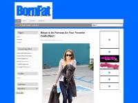 Bornfat.com|Health Living, Eating Right, Lose Weight, Fat Free Living News!