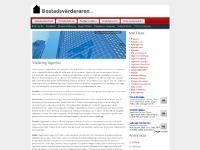 Fastighetsmäklare, Värdering bostad, Värdering bostadsrätt, Bolån / bo lån