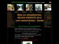 botanic-international.eu