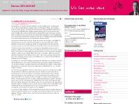 Lettre d'information, Hamou BOUAKKAZ, Un premier ministre gribouille…, Vie politique