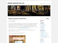 boydsgunstocks.wordpress.com Boyds' Gunstock Ind., Inc., Boyds' Storefront