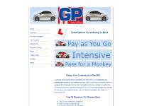 GPADI The Driving Doctor - Learners, Instructor Training, Intensive Courses