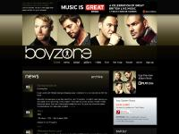 Boyzone : Official Site - Homepage