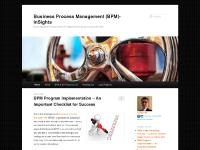 bpmfundamentals.wordpress.com BPM & EA Resource List, Reading List, Login/Register