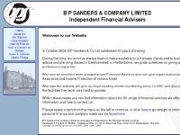 bpscl.co.uk Sanders, B, P
