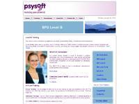 Psysoft Level B Training