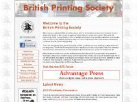 British Printing Society Home Page